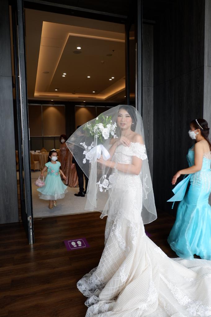 The Wedding Of Ms. Nina & Mr. Novan by Mercure Jakarta Sabang - 013