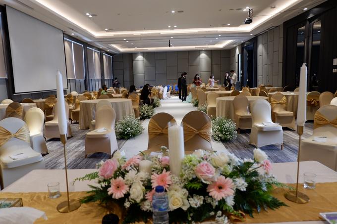 The Wedding Of Ms. Nina & Mr. Novan by Mercure Jakarta Sabang - 014