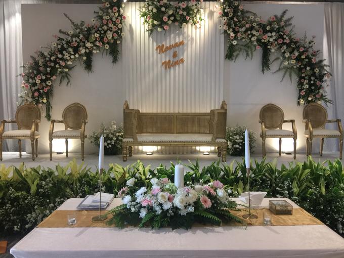 The Wedding Of Ms. Nina & Mr. Novan by Mercure Jakarta Sabang - 010
