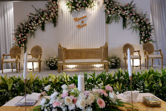 The Wedding Of Ms. Nina & Mr. Novan by Mercure Jakarta Sabang - 015