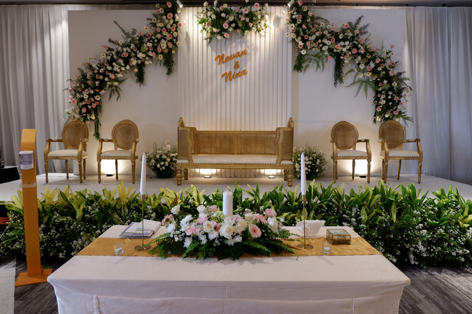 The Wedding Of Ms. Nina & Mr. Novan by Mercure Jakarta Sabang - 016