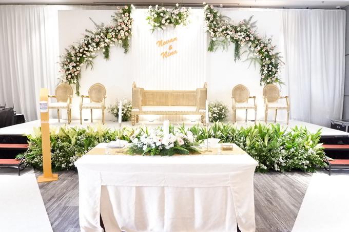 The Wedding Of Ms. Nina & Mr. Novan by Mercure Jakarta Sabang - 017