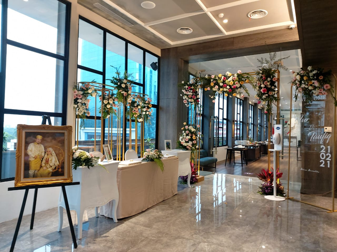 The Wedding Of Ms. Ivo & Mr. Taufiq by Mercure Jakarta Sabang - 004
