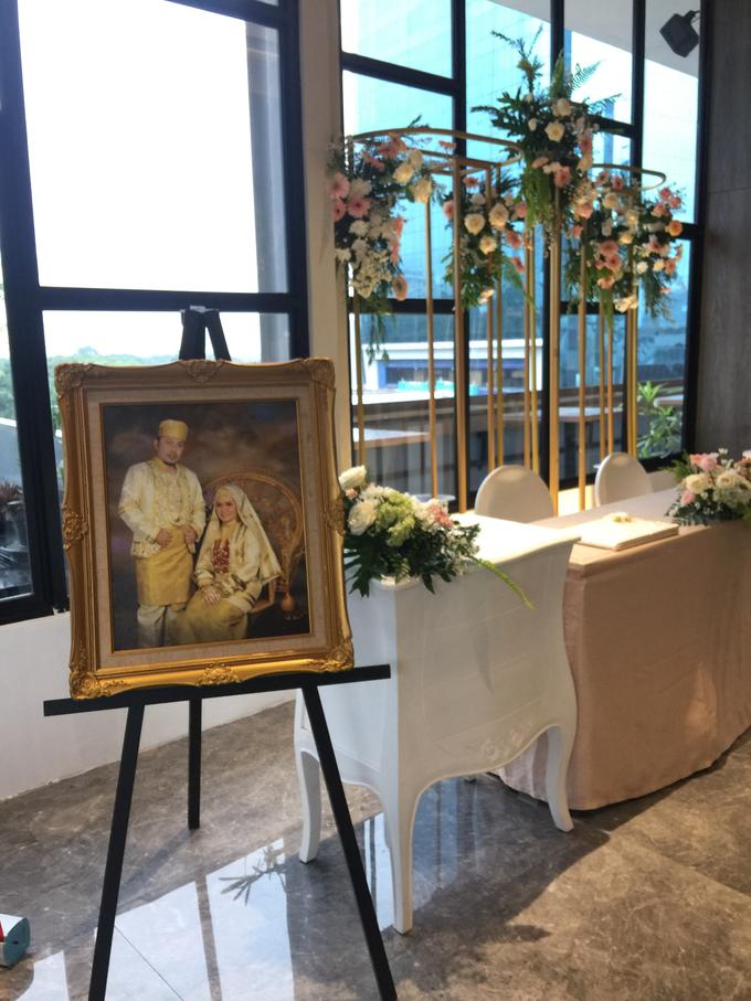 The Wedding Of Ms. Ivo & Mr. Taufiq by Mercure Jakarta Sabang - 008
