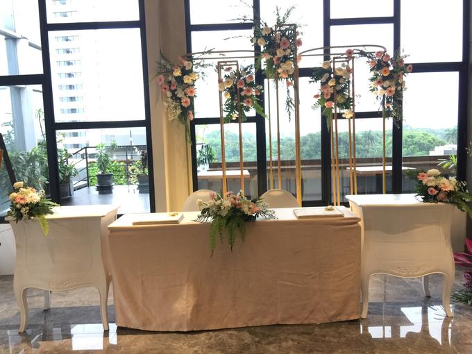 The Wedding Of Ms. Ivo & Mr. Taufiq by Mercure Jakarta Sabang - 012