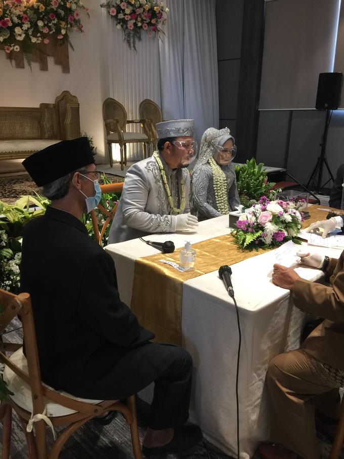 The Wedding Of Ms. Ivo & Mr. Taufiq by Mercure Jakarta Sabang - 013