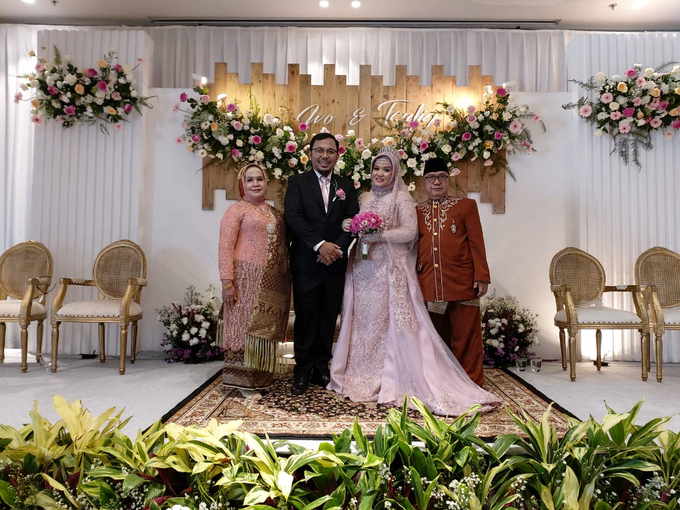 The Wedding Of Ms. Ivo & Mr. Taufiq by Mercure Jakarta Sabang - 016