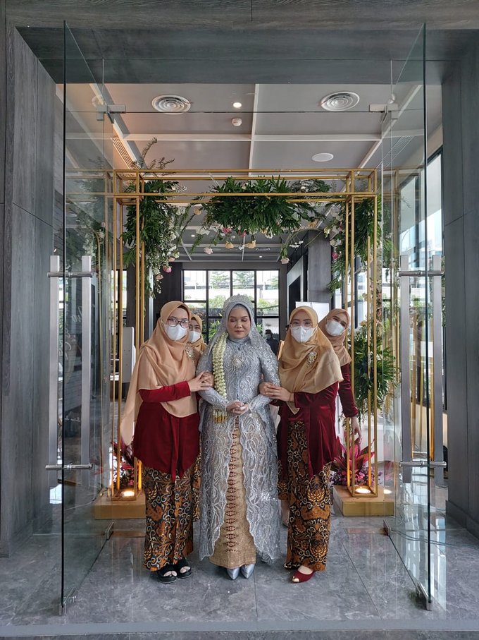 The Wedding Of Ms. Ivo & Mr. Taufiq by Mercure Jakarta Sabang - 018