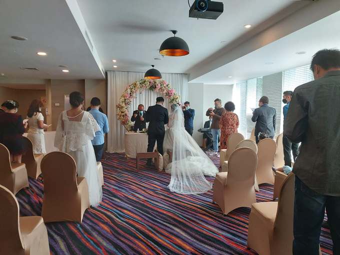 The Wedding Of Ms. Lily & Mr. Denny by Mercure Jakarta Sabang - 001