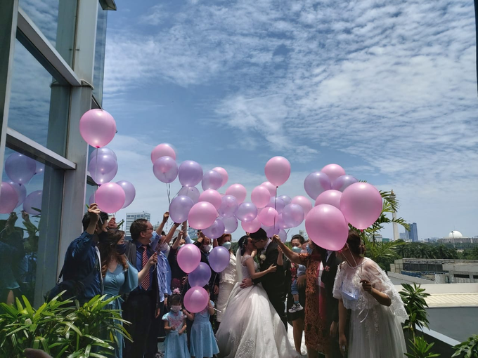 The Wedding Of Ms. Lily & Mr. Denny by Mercure Jakarta Sabang - 002