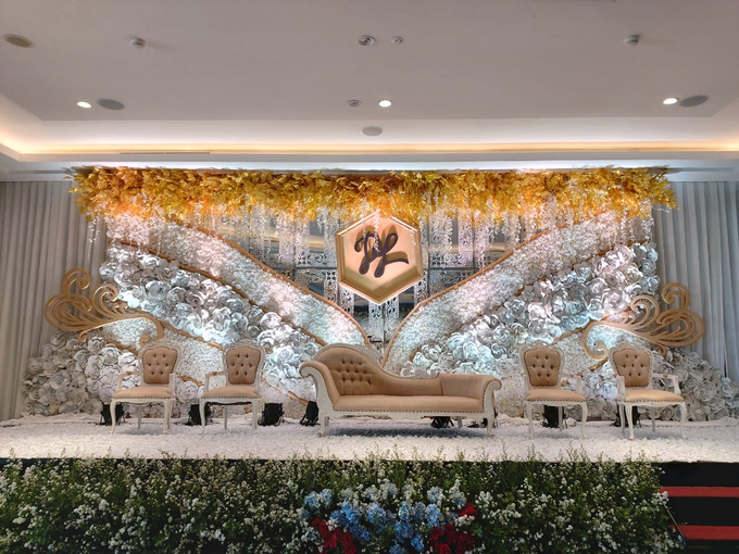 The Wedding Of Ms. Lily & Mr. Denny by Mercure Jakarta Sabang - 007
