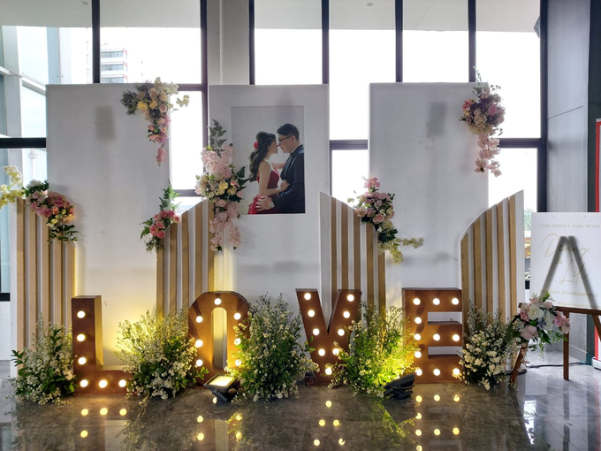 The Wedding Of Ms. Lily & Mr. Denny by Mercure Jakarta Sabang - 008
