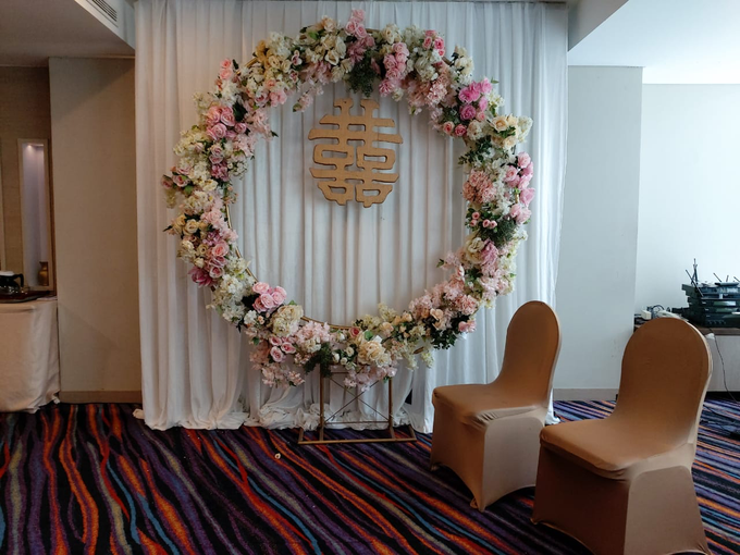 The Wedding Of Ms. Lily & Mr. Denny by Mercure Jakarta Sabang - 009