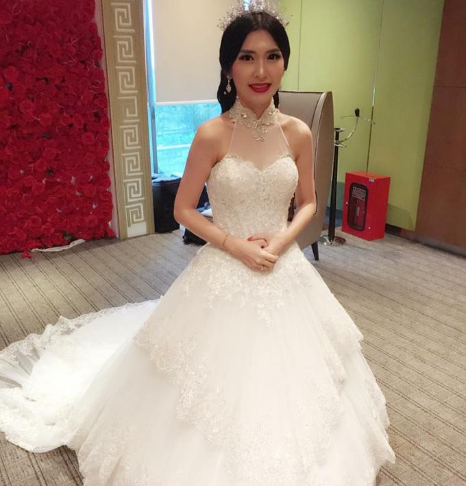 Wedding Zhang Bei & Olivia by Fenny Yang Wedding Planner - 016