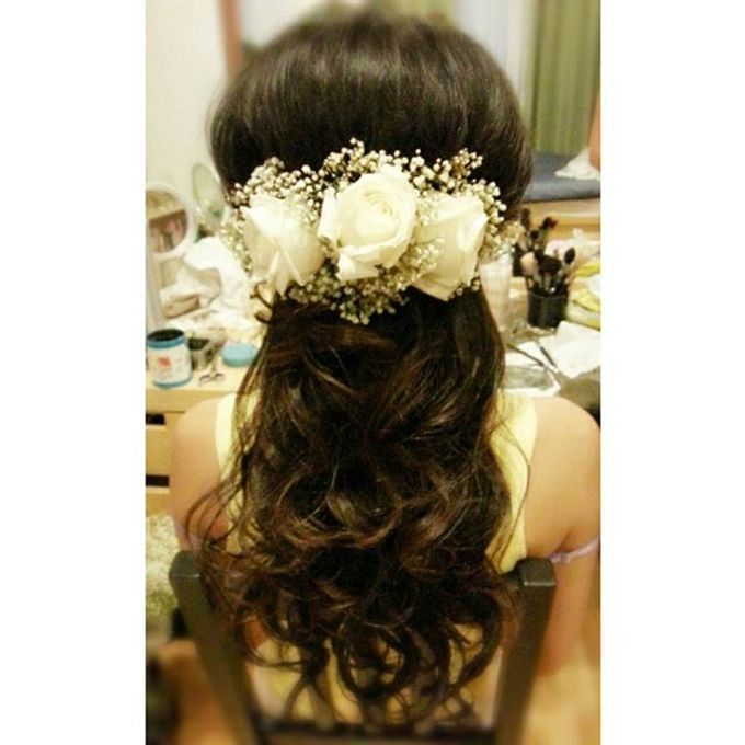Bridal Makeup and Hairstyle by SueLim & artmakeup - 035