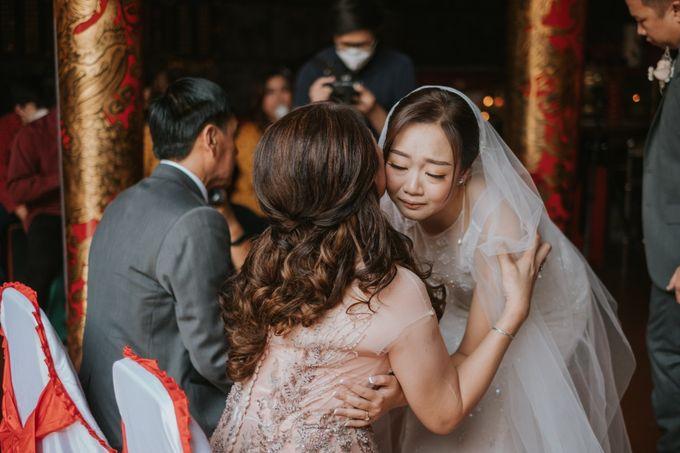 Steven & Catherin Wedding at Aston Cirebon by PRIDE Organizer - 011