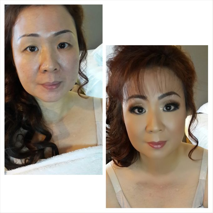 Mom's Make Up & Hair Do by IBELmakeuppro - 015