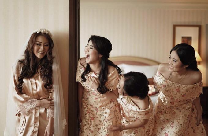 Wedding Norman & Chikka by Hotel Borobudur Jakarta - 011