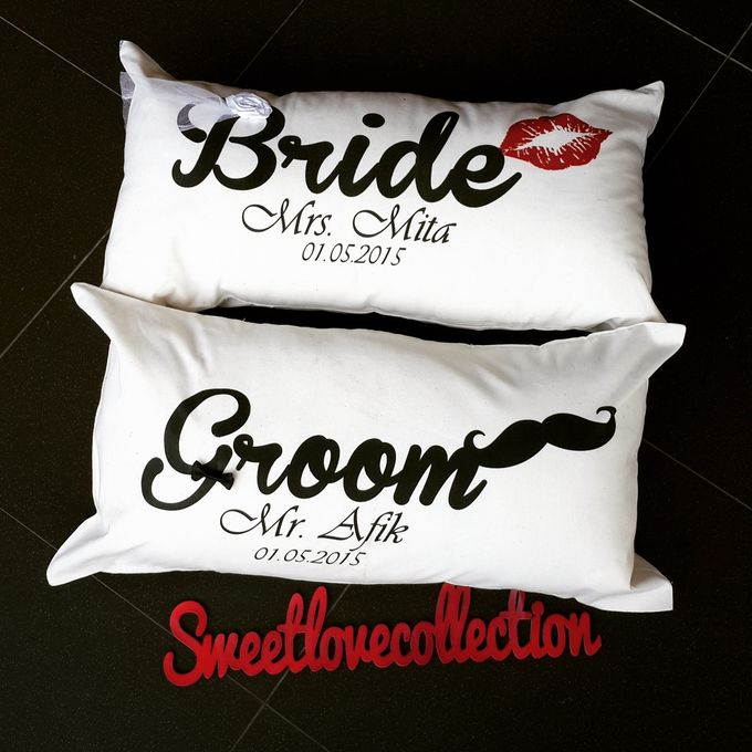 Wedding Pillow by Sweetlovecollection - 036