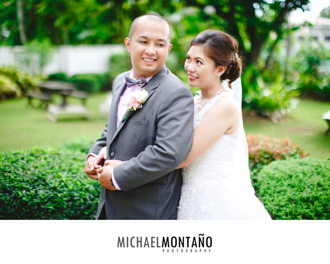 Gecyl & Melvin Wedding Day by Michael Montaño Photography - 011
