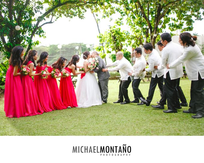 Gecyl & Melvin Wedding Day by Michael Montaño Photography - 014