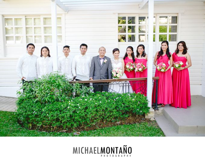 Gecyl & Melvin Wedding Day by Michael Montaño Photography - 016