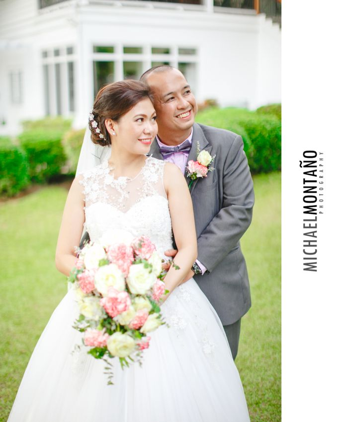 Gecyl & Melvin Wedding Day by Michael Montaño Photography - 017
