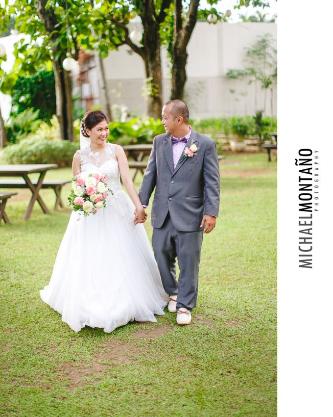 Gecyl & Melvin Wedding Day by Michael Montaño Photography - 019