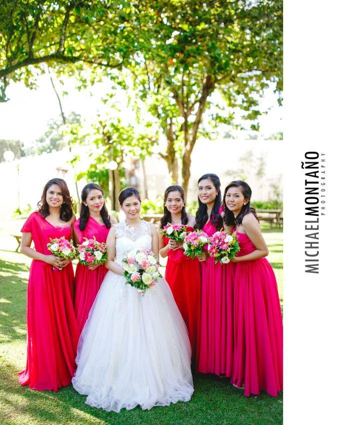 Gecyl & Melvin Wedding Day by Michael Montaño Photography - 021