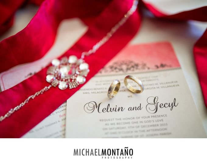 Gecyl & Melvin Wedding Day by Michael Montaño Photography - 026