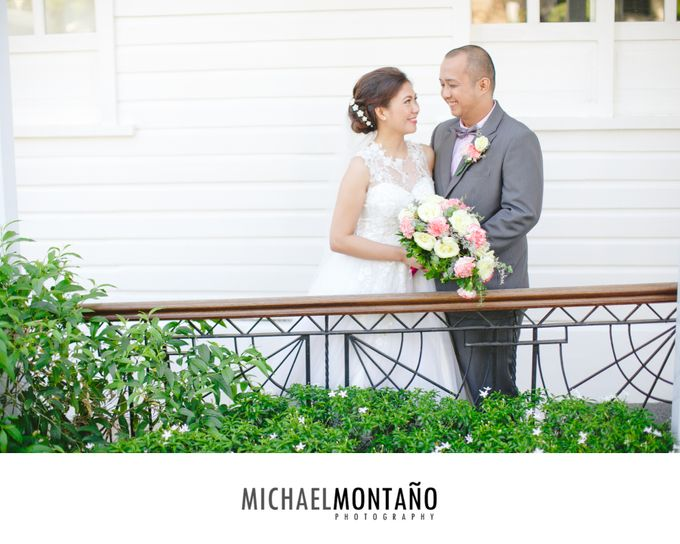 Gecyl & Melvin Wedding Day by Michael Montaño Photography - 004