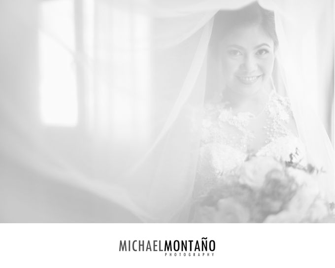 Gecyl & Melvin Wedding Day by Michael Montaño Photography - 031