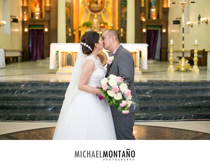 Gecyl & Melvin Wedding Day by Michael Montaño Photography - 035