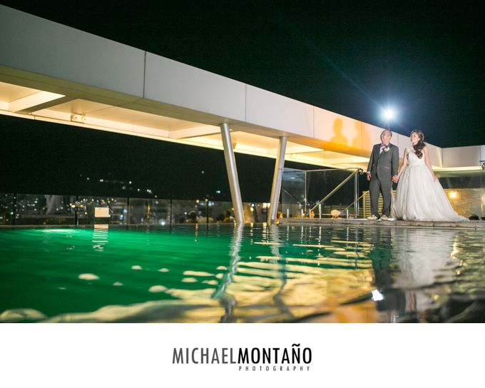 Gecyl & Melvin Wedding Day by Michael Montaño Photography - 036