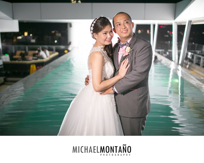 Gecyl & Melvin Wedding Day by Michael Montaño Photography - 037