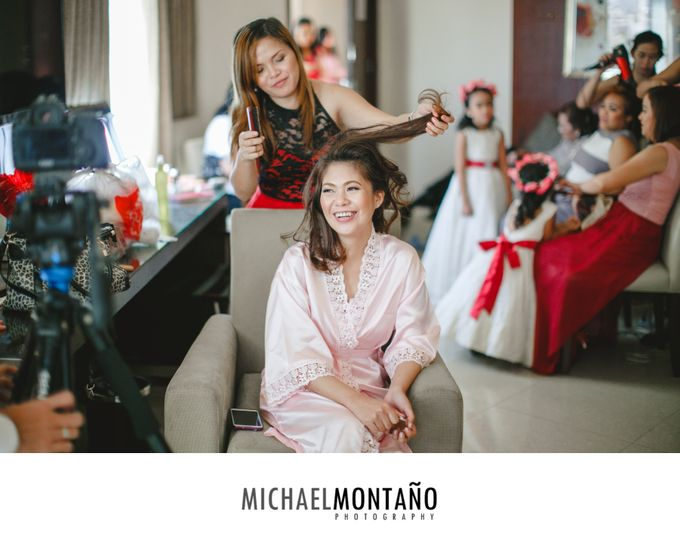 Gecyl & Melvin Wedding Day by Michael Montaño Photography - 038