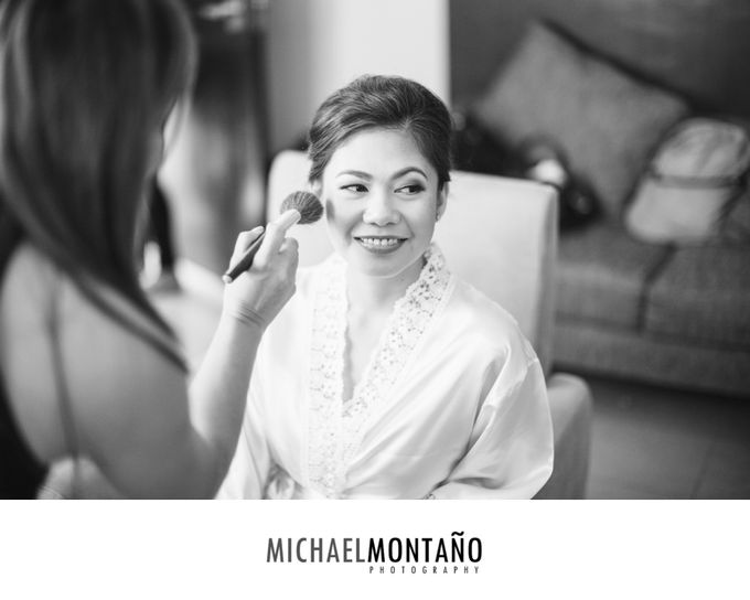 Gecyl & Melvin Wedding Day by Michael Montaño Photography - 039
