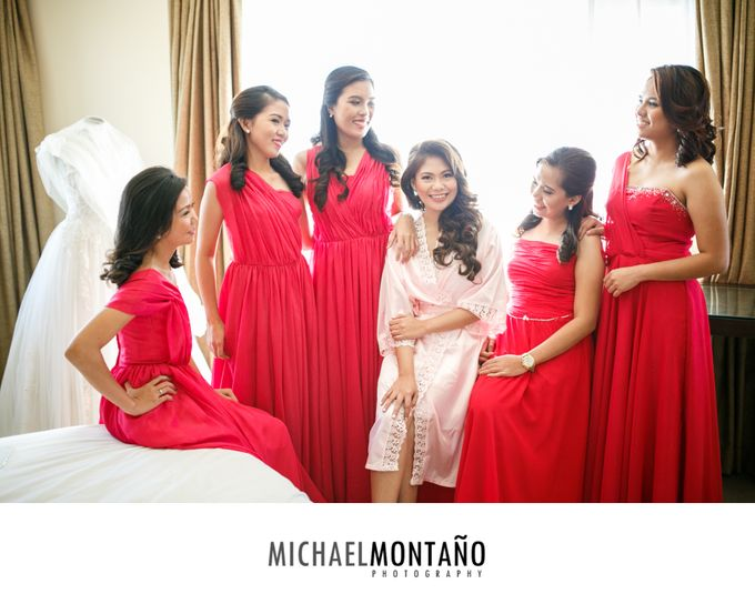 Gecyl & Melvin Wedding Day by Michael Montaño Photography - 041