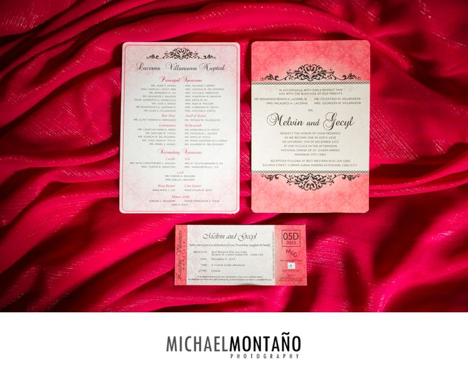 Gecyl & Melvin Wedding Day by Michael Montaño Photography - 045