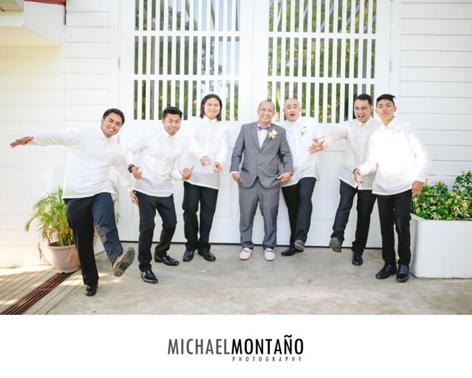 Gecyl & Melvin Wedding Day by Michael Montaño Photography - 005