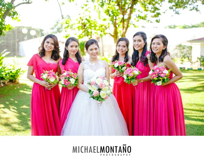 Gecyl & Melvin Wedding Day by Michael Montaño Photography - 006