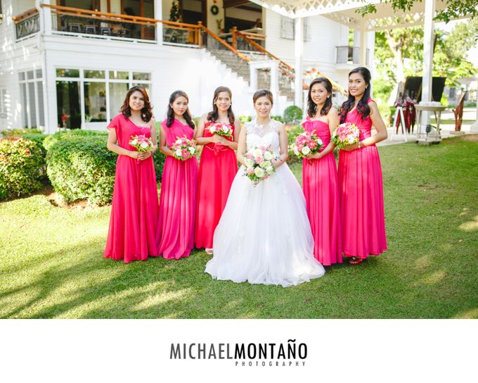 Gecyl & Melvin Wedding Day by Michael Montaño Photography - 007