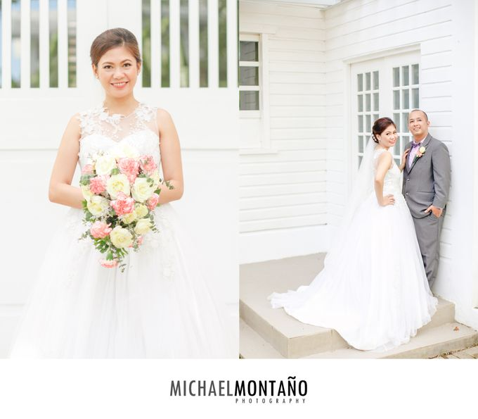 Gecyl & Melvin Wedding Day by Michael Montaño Photography - 008