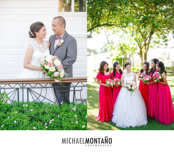 Gecyl & Melvin Wedding Day by Michael Montaño Photography - 010