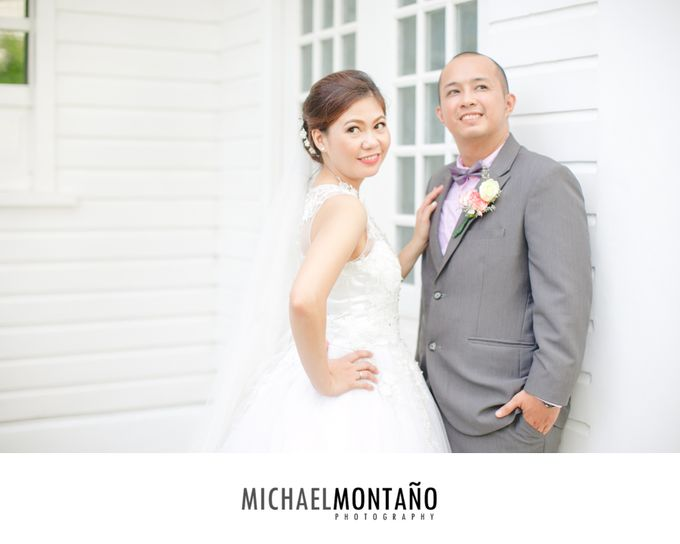 Gecyl & Melvin Wedding Day by Michael Montaño Photography - 003