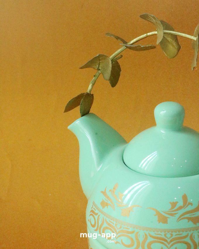 Teksun Mint Fairuuz & Tasya by Mug-App Wedding Souvenir - 003