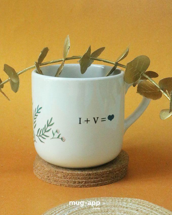 Ivan & Vania by Mug-App Wedding Souvenir - 002
