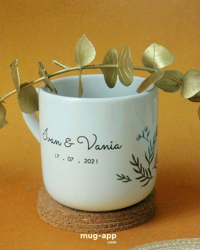 Ivan & Vania by Mug-App Wedding Souvenir - 003