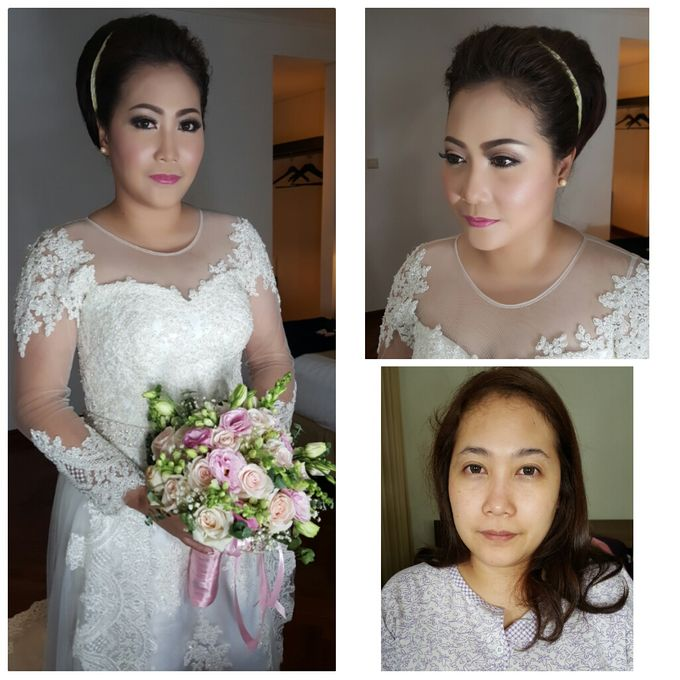 Bride Make Up by IBELmakeuppro - 027