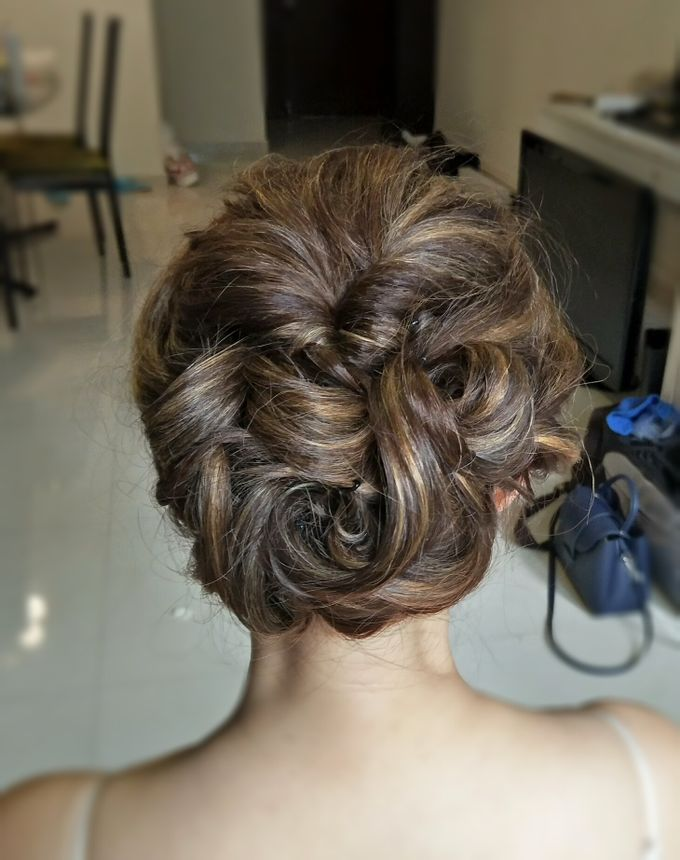 HAIR STYLING by CLICK MAKEUP - 001